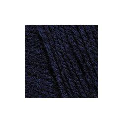 Pletací příze Baby - modrá tmavě