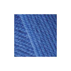 Pletací příze Baby - modrá