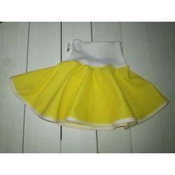 Sukně žlutá  0-2roky