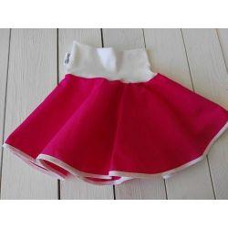Sukně růžová  0-2roky