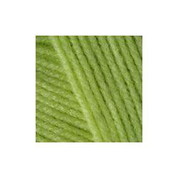 Pletací příze Baby - zelená