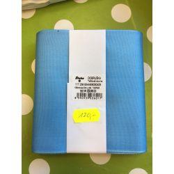 Taftová stuha sv.modrá 108mm