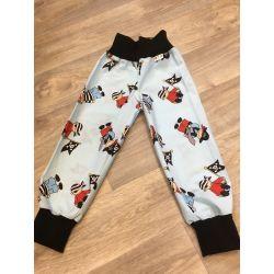 Plátěné kalhoty piráti