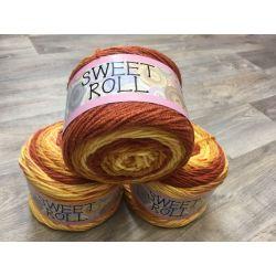 Sweet Rool - žluto oranžová