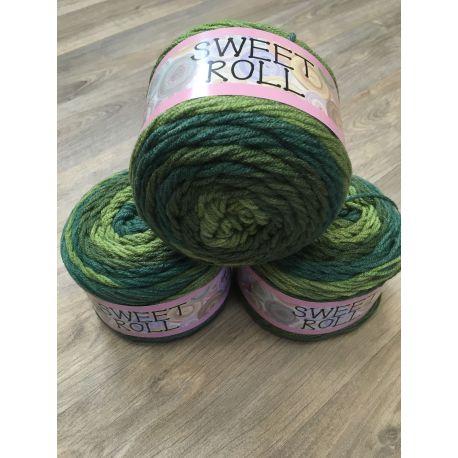 Sweet Rool - fialová melír
