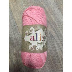 Háčkovací a pletací příze bella - růžová