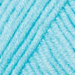 Háčkovací příze GINA - modrá