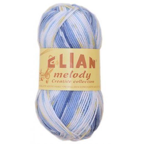 Elian Melody - melír hnědá, smetanová