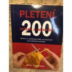 Pletení 200 otázek a odpovědí