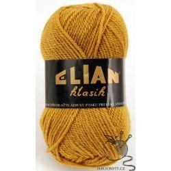 Elian Klasik - žlutá/zlatá