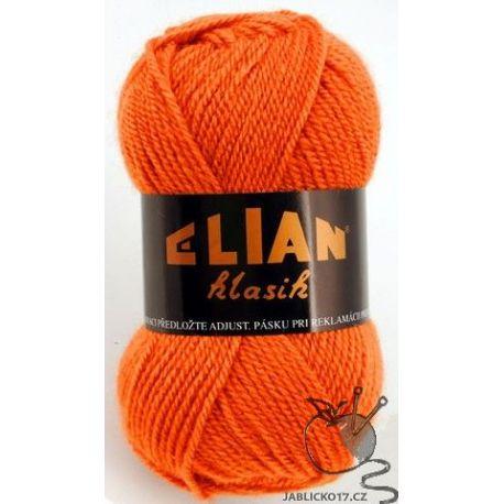 Elian Klasik - oranžová