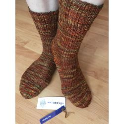 Ponožky pletené z velmi kvalitního merina