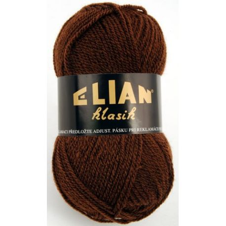 Elian Klasik - hnědá